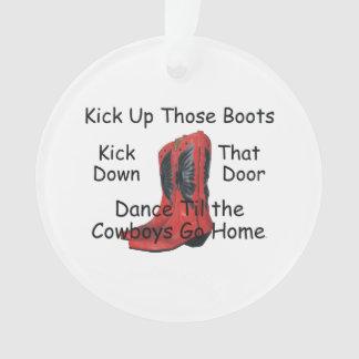 TEE Kick Up Those Boots