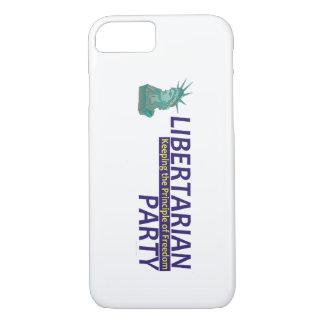 TEE Libertarian Party iPhone 7 Case