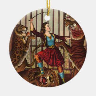 TEE Lion Queen Christmas Ornament