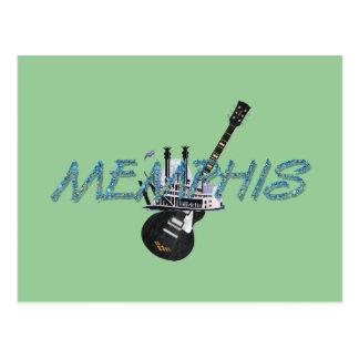 TEE Memphis Postcard