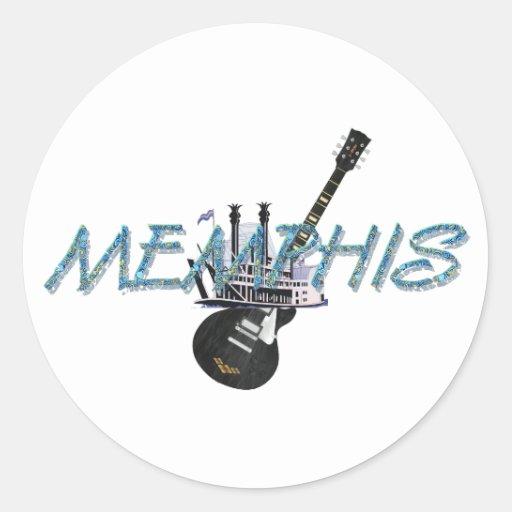TEE Memphis Stickers