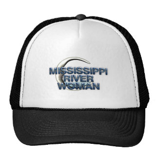 TEE Mississippi River Woman Cap