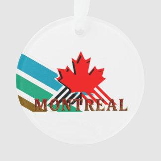 TEE Montreal Ornament