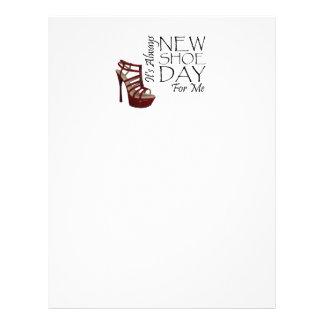 TEE New Shoe Day 21.5 Cm X 28 Cm Flyer