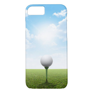 Tee Off Time iPhone 7 Case