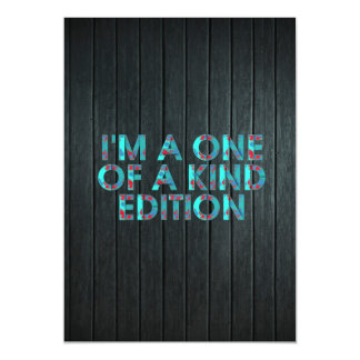 TEE One of a Kind Magnetic Invitations
