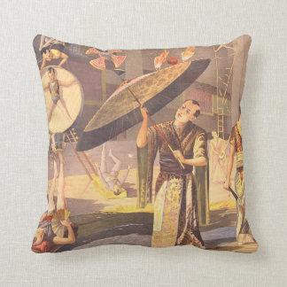 TEE Orient Circus Cushion
