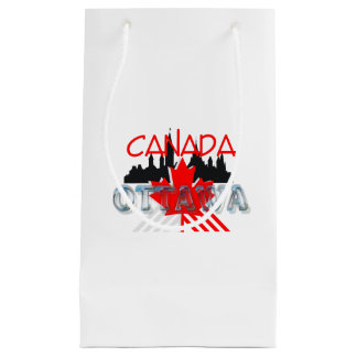 TEE Ottawa Small Gift Bag