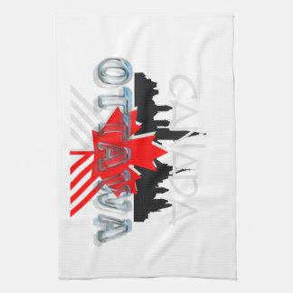TEE Ottawa Tea Towel