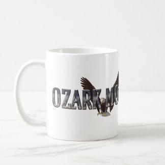 TEE Ozark Mountain Man Basic White Mug