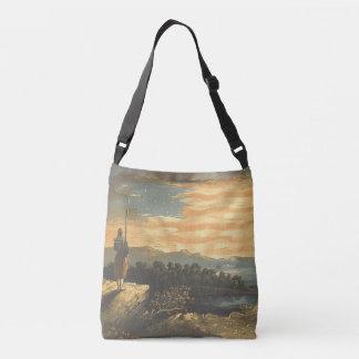 TEE Patriotic Sky Tote Bag