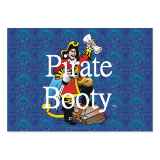 TEE Pirate Booty Large Business Cards (Pack Of 100)