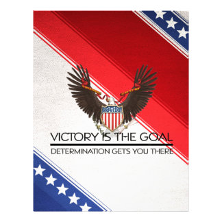 TEE Political Victory Slogan 21.5 Cm X 28 Cm Flyer