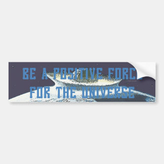 TEE Positive Force Bumper Stickers