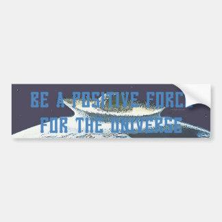 TEE Positive Force Bumper Sticker