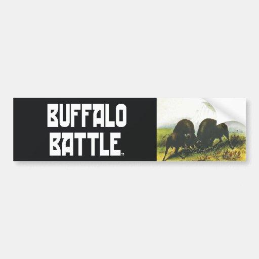 TEE Prairie Battle Bumper Stickers