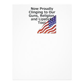TEE Proud American Full Color Flyer