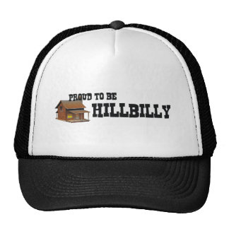 TEE Proud to be Hillbilly Hats