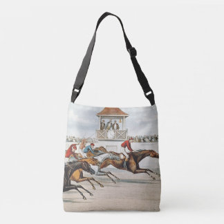 TEE Race to Victory Tote Bag
