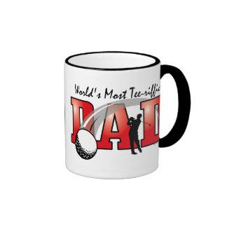 Tee-riffic Dad Mug