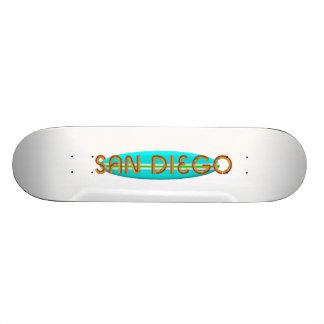 TEE San Diego Skateboard Decks