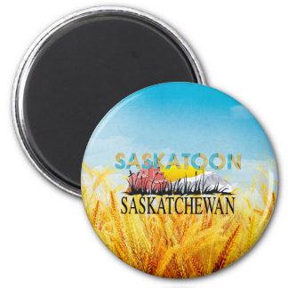 TEE Saskatoon Fridge Magnet