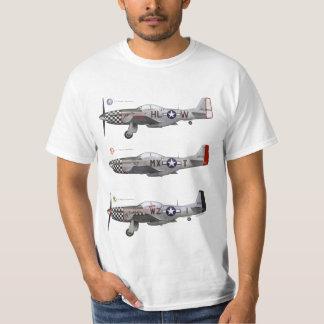 Tee-shirt 78th Fighter Group P-51 Mustang Shirt