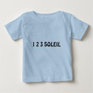Tee-shirt blue baby sky 24 months t-shirt