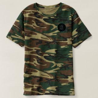 Tee-shirt camouflage sleeve short HRNN Production T Shirts