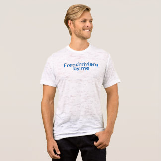 Tee-shirt cotton out-of-date effect T-Shirt