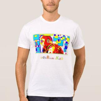 Tee-shirt delirium sKIzo old and djidji Paint T-Shirt