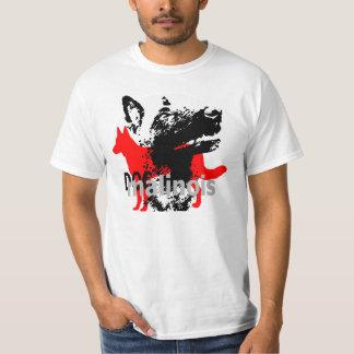 tee-shirt dogmali malinois tshirts