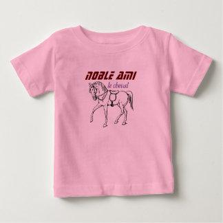 tee-shirt friendly noble horse tshirts