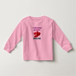 """tee-shirt """"hearts mom """" tshirts"""