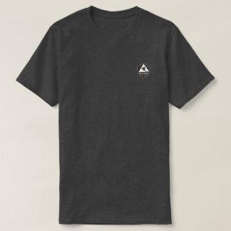 Tee-shirt heather coal with logo T-Shirt
