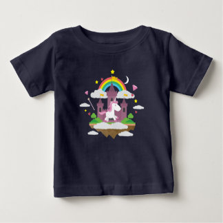 Tee-shirt Jersey End Baby Fairy/princess Baby T-Shirt