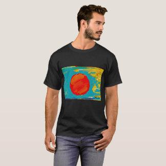 Tee-shirt man Nick Bresco digital Abstract Art T-Shirt