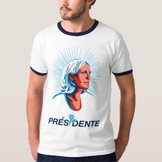 TEE-SHIRT MARINE LE PEN PRESIDENT T-Shirt