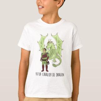 "Tee-shirt MC ""Future rider of Dragon "" T Shirt"