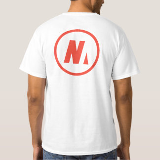 Tee-shirt Nousmotards Man T-Shirt