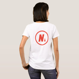 Tee-shirt Nousmotards Woman T-Shirt