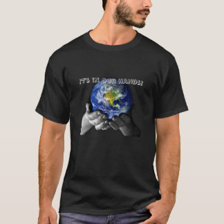 Tee Shirt - Peaceful Organnic Planet