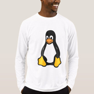 tee-shirt penguin Tux Linux T-Shirt