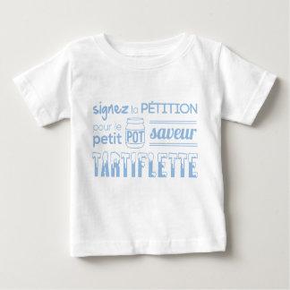 Tee-shirt petition t-shirt