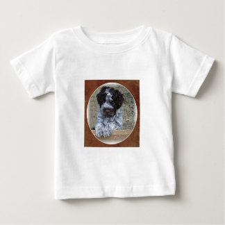 tee-shirt with photo baby lagotto-romagnolo shirt