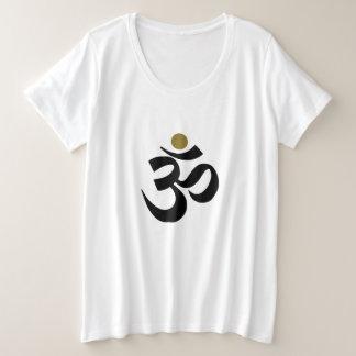 Tee-shirt woman AUM Plus Size T-Shirt