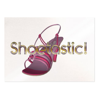 TEE Shoetastic Pack Of Chubby Business Cards