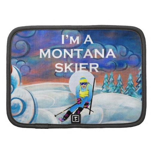 TEE Ski Montana Folio Planner