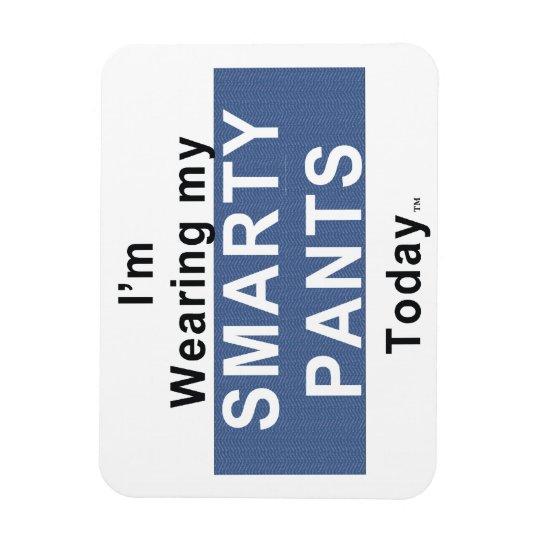 TEE Smarty Pants Rectangular Photo Magnet