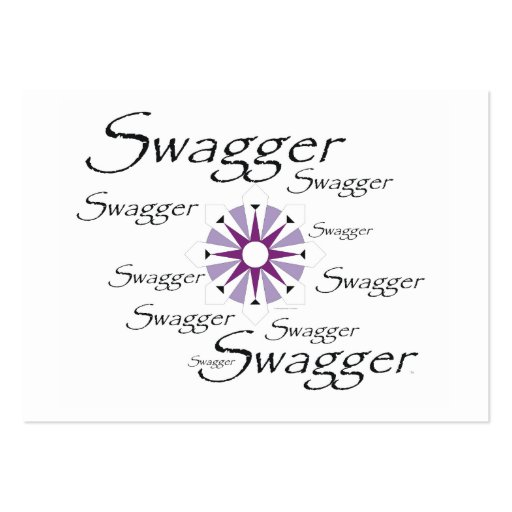 TEE Swagger Business Card